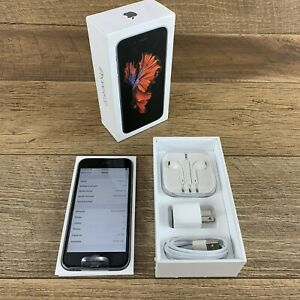 Open Box - Apple iPhone 6S 32GB Space Gray (1633) Unlocked Smartphone US SELLER