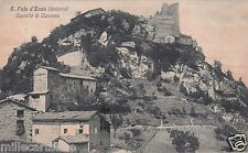 # S. POLO d'ENZA: CASTELLO DI CANOSSA 1925