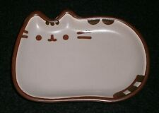 Excellent! Pusheen The Cat ~ Adorable Small Cat Shaped Porcelain Trinket Tray