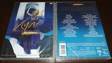 DVD KYLIE MINOGUE - LIVE IN UK 2014 + LIVE MELBOURNE 1998 (BRAZIL) LAST ONE