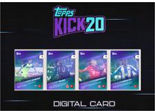 2019 BUNDESLIGA HIGHLIGHTS WEEK 28 SET OF 4 DONIS HUMMELS+ Topps Kick Digital