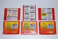 PANINI EM 2000 Euro 00 Holland & Belgien - 3 different sealed packets Tüten OVP