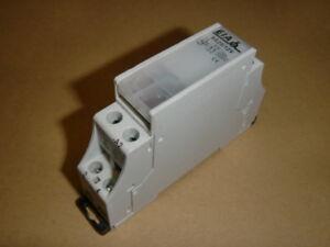 EIA SS20/12V Serien-Stromstoßschalter / Fernschalter 12V AC 2S (max 16A/250V)
