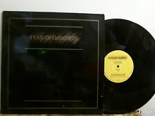 """FEAR OF DARKNESS Same Old Story  12""""   Goth  Great !"""