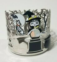 Bath & Body Works HALLOWEEN WITCH HAUNTED HOUSE 3-WICK CANDLE HOLDER SLEEVE