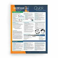 PMP Exam: Quick Reference Guide, Sixth Edition Plus Agile (Test... by Andy Crowe