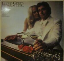 Lloyd Green(Vinyl LP)Stainless Steel-Pye Records-NSPL 28249-1977-VG/VG