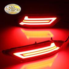 LED Rear Bumper Light for Nissan Sentra 2016 2017 Fog Lamp Brake Light