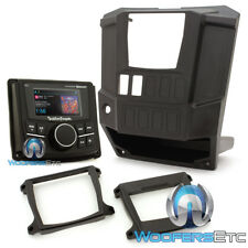 ROCKFORD FOSGATE RNGR-STAGE1 STEREO KIT FOR POLARIS RANGER PMX-2 BLUETOOTH RADIO