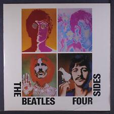 BEATLES: Four Sides LP (2 LPs, corner bend) Rock & Pop