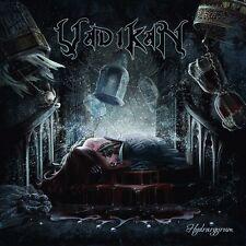 """VADIKAN """"Hydrargyrum"""" 2013 CD Russian Female Fronted Gothic Metal; metalwings"""