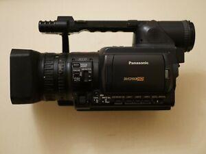 Panasonic AG-HVX200MC 3CCD DVCPRO HD P2 PAL Camcorder - HVX200 HVX203