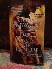 GENA SHOWALTER - DARK TASTE OF RAPTURE - Alien Huntress (6)