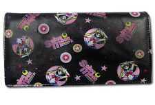 *NEW* Sailor Moon: Sailormoon Pattern Girls Wallet by GE Animation
