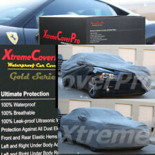 2011 2012 2013 2014 2015 Dodge Charger Waterproof Car Cover w/MirrorPocket Gray