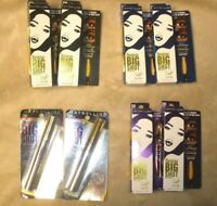 New Lot of 2 Maybelline The Colossal Big Shot Mascara Shayla Collection Choose