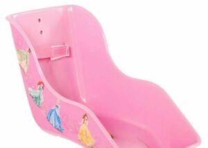Kinder Fahrrad Puppensitz Disney Princess Prinzessin Mädchen Puppen Sitz