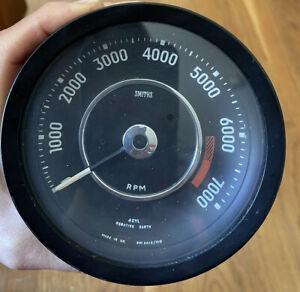 Volvo p1800 Tachometer OEM Smiths