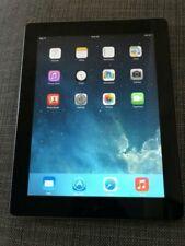 Apple iPad2 32GB, Wi-Fi and ATT 3G cellular 9.7in -black w cord