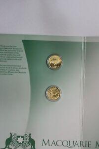 US Quarter 1999 Georgia, New Jersey Gold Plated in Folder and COA (ME13E6)