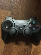 PS3 Controller Wireless Dualshock Joystick - KLNO PS39 Bluetooth Gamepad Sixaxis