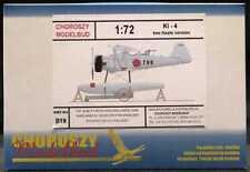 Choroszy Models 1/72 NAKAJIMA Ki-4 Japanese Floatplane