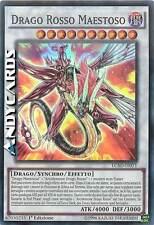 Drago Rosso Maestoso ☻ Super Rara ☻ LC5D IT071 ☻ YUGIOH ANDYCARDS