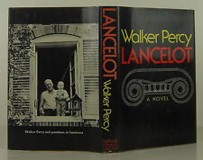 WALKER PERCY Lancelot INSCRIBED FIRST EDITION