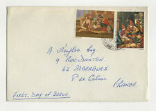 FDC England Angleterre enveloppe timbre 1er jour / B5fdc2