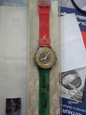 Swatch Acquacrono Atlanta 1996 firmato Said Aoita
