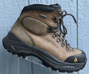 Vasque Wasatch GTX Hiking Boots Brown Moss Size Womens US 9M
