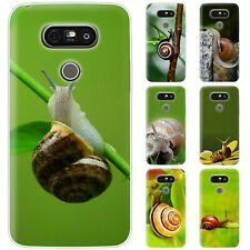 Dessana Snails TPU Silicone Protective Cover Phone Case Cover For LG
