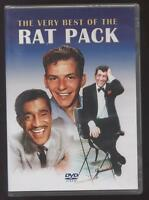 Nuevo DVD The Best Of The Rat Pack en Blíster Deán Martin Frank Sinatra