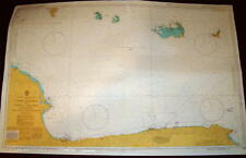 Admiralty Chart 2192 VENEZUELA & NETH. ANTILLES - BONAIRE to ISLA ORCHILA 2014