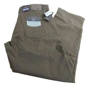 Men's Weatherproof Vintage Comfort Stretch Fleece Lined 5 Pocket Jeans