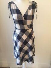 Summer Check Dresses for Women