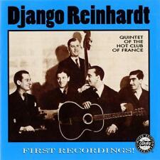 Reinhardt Django & Quintette Du Hot Club De France - First Recordings