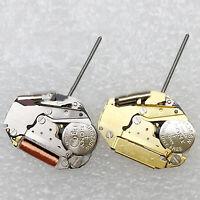 Para Miyota 2035 Movimiento de Cuarzo Reloj Recambios con Stem & Batería Set