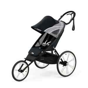 Cybex Sport Avi One Box, Avi Stroller, Jogging Stroller - All Black  **New**