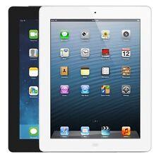 "Apple iPad 4 32GB WiFi Cellular ""Factory Unlocked"" 4th Generation Tablet"
