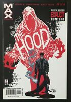 Hood #1 first printing original 2002 Marvel Max Comic Book