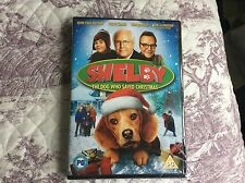 Shelby The Dog Who Saved Christmas DVD Rob Schneider, Chevy Chase & Tom Arnold