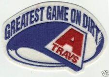 "ARKANSAS TRAVELERS TEXAS LEAGUE MINOR LEAGUE BASEBALL 5"" TEAM LOGO PATCH"