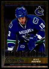 2008-09 O-Pee-Chee Marquee Rookie Gold Mike Brown Rookie #502