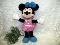 VINTAGE MINNIE MOUSE SOFT SCULPTURE DOLL