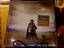 John Mayer Paradise Valley LP sealed 180 gm vinyl + CD Katy Perry