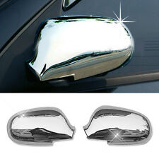 Chrome Side Mirror Cover for RENAULT 2002 - 03 04 05 06 07 08 09 Scala / SM3