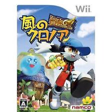 Kaze no Klonoa Door to Phantomile Nintendo Wii Japan