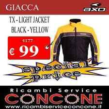 GIACCA AXO TX LIGHT YELLOW MS6033KY TAGLIA L