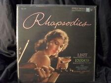 Liszt/Enesco - Rhapsodies / Ormandy/Philadelphia Orchestra